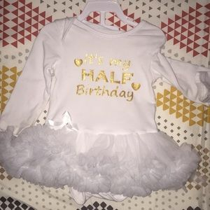 Other - Half birthday outfit for your princess!